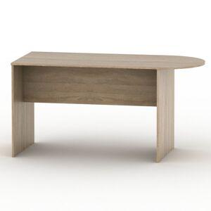 TEMPO KONDELA Tempo Asistent New 22 písací stôl dub sonoma