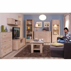 TEMPO KONDELA Grand obývacia izba dub sonoma