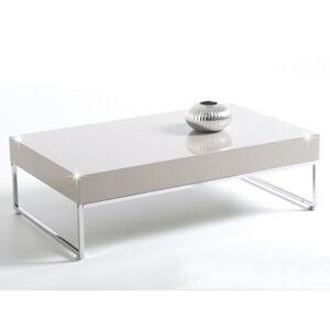 KONDELA Lotti konferenčný stolík biela