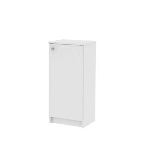 TEMPO KONDELA Galena SI12 kúpeľňová skrinka biela