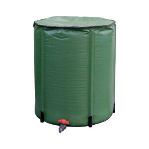NABBI Counter 200 skladací zásobník na dažďovú vodu zelená