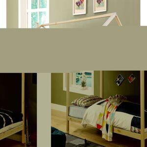 TEMPO KONDELA Atimad detská jednolôžková posteľ s roštom prírodná