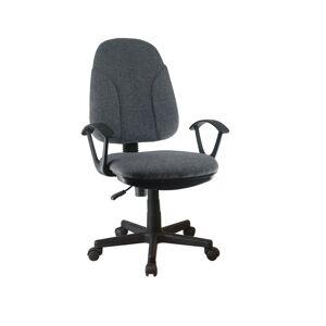 TEMPO KONDELA Devri kancelárska stolička sivá