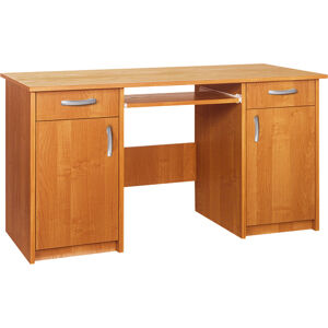 MEBLOCROSS Duet pc stôl jelša