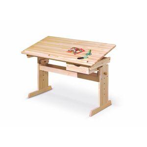 HALMAR Julia detský písací stôl borovica