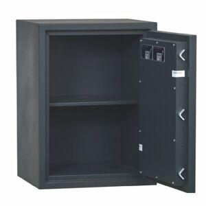 NABBI Home Safe 50 žiaruvzdorný trezor s elektornickým zámkom čierna