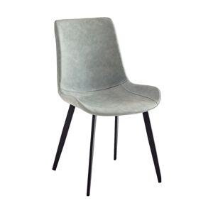 TEMPO KONDELA Niro jedálenská stolička sivá