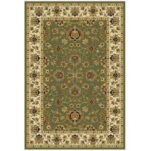 TEMPO KONDELA Kendra Typ 2 koberec 100x150 cm zelená / orientálny vzor