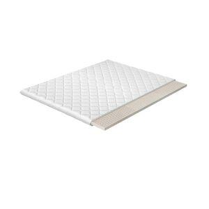 NABBI Linez 200 obojstranný penový matrac (topper) latex / látka