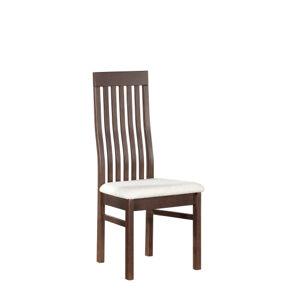 TARANKO Krzeslo L-11 jedálenská stolička wenge / krémová (Prestige-A3 61)