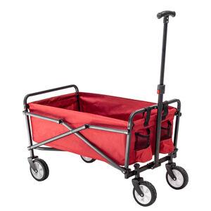 NABBI Mates záhradný vozík červená