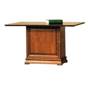 TARANKO Senator SE-1 rustikálny pomocný stôl toffi