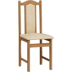 MEBLOCROSS A jedálenská stolička jelša / monaco