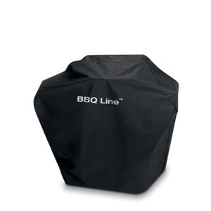 NABBI MIR-C04 zakrývacia plachta na gril čierna