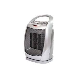 NABBI NB-301A 1500 W natáčací elektrický ohrievač strieborná