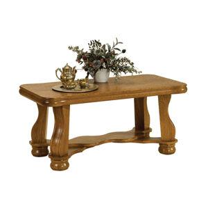 PYKA Arek I konferenčný stolík drevo D3