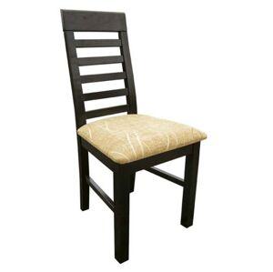 PYKA Porto jedálenská stolička wenge / Monaco