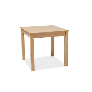 SIGNAL Eldo rozkladací jedálenský stôl dub