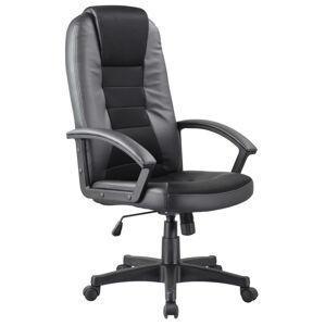 SIGNAL Q-019 kancelárska stolička čierna