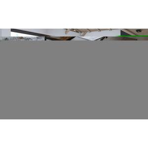 NABBI Tarragon L rohová sedačka s rozkladom a úložným priestorom tmavosivá / sivá