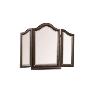 TARANKO Wersal W-TL rustikálne zrkadlo wenge